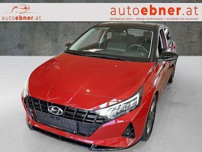 gebraucht Hyundai i20 1,2 MPI Trend Line