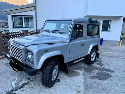 "gebraucht Land Rover Defender 90\"" Station Wagon SE 2,4 TD"