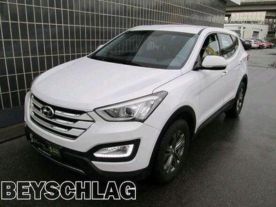 gebraucht Hyundai Santa Fe 2,0 CRDi 4WD Comfort SUV / Geländewagen