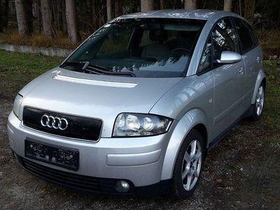 gebraucht Audi A2 1,4 TDI *Zahnriemen & Zylinderkopfdichtung NEU** Klein-/ Kompaktwagen