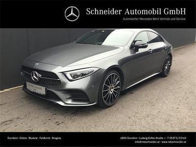 gebraucht Mercedes CLS300 d Coupé AMG-Line