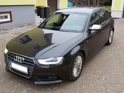 gebraucht Audi A4 Allroad Avant S-Line Kombi / Family Van