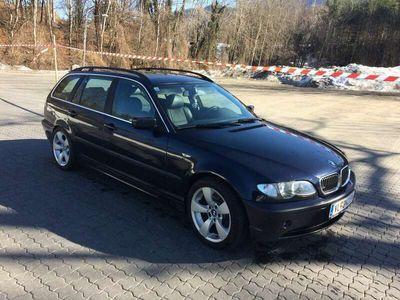 gebraucht BMW 330 3er-Reihe Kombi Diesel (E46) touring