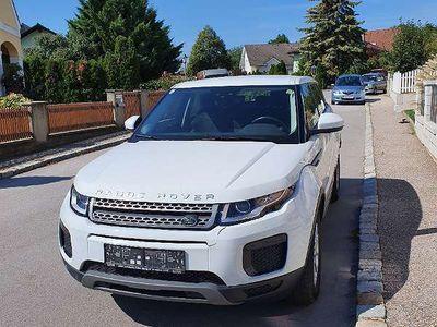 gebraucht Land Rover Range Rover evoque Pure 2,0 TD4 Allrad SUV / Geländewagen