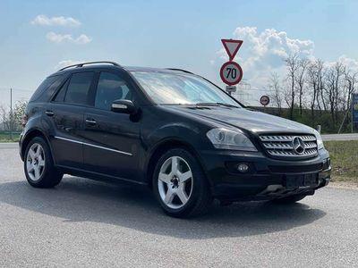 gebraucht Mercedes ML420 CDI 4MATIC Aut. DPF **NUR EXPORT**ONLY EXPORT**