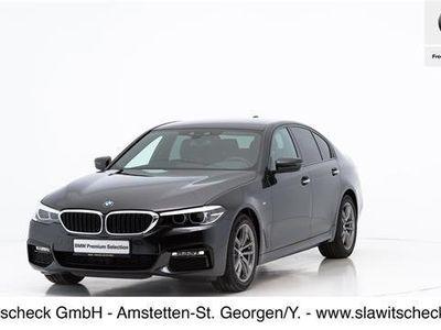 brugt BMW 520 d xDrive Limousine