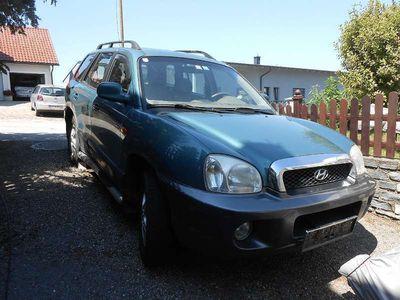 gebraucht Hyundai Santa Fe 2.0 CRDi/SM SUV / Geländewagen