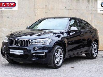 gebraucht BMW X6 M50D, 381 PS, 5 Türen, Automatik