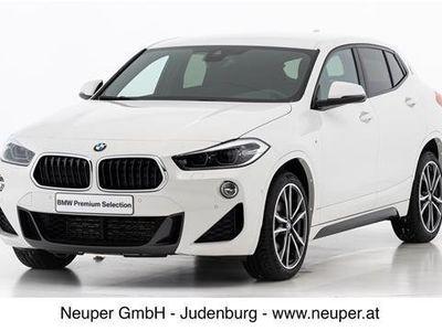 brugt BMW X2 sDrive 18d M Sport Aut. SUV / Geländewagen,