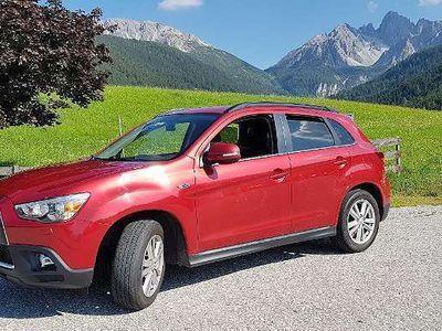 gebraucht Mitsubishi ASX 1,8 DI-D LP Intense SUV / Geländewagen,