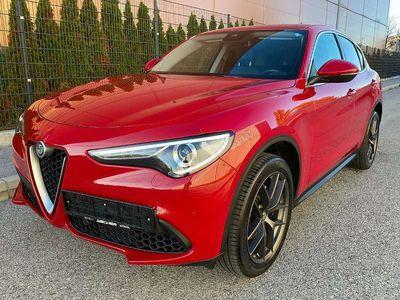 gebraucht Alfa Romeo Stelvio First Edition 2,0 ATX AWD SUV / Geländewagen