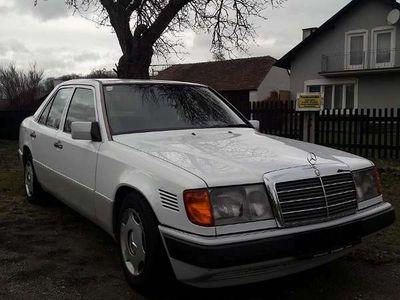 gebraucht Mercedes E250 E-Klasse w124 D Limousine