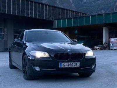 gebraucht BMW 525 5er-Reihe Diesel (F10) Österreich-Paket