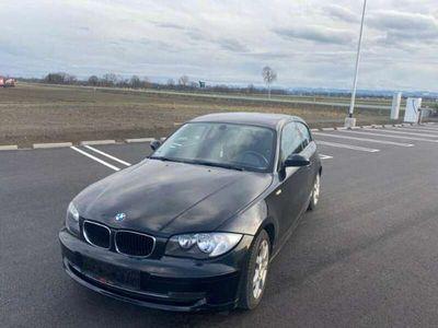 gebraucht BMW 116 1er-Reihe d Klein-/ Kompaktwagen