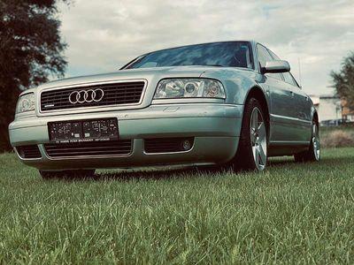 gebraucht Audi A8 3,7 v8 Limousine