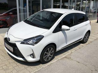 gebraucht Toyota Yaris 1,5 VVT-ie Active 20Y Sondermodell