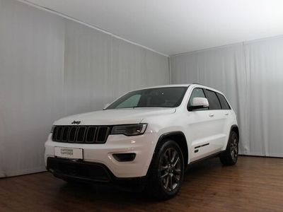 gebraucht Jeep Grand Cherokee 3,0 V6 CRD Overland