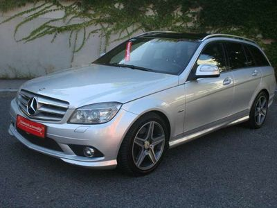 gebraucht Mercedes C320 T CDI C -Klasse T-Modell (BM 204)