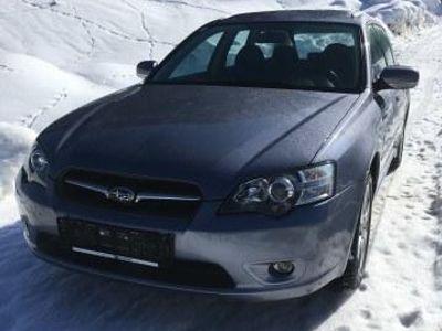 brugt Subaru Legacy Touring Wagon 2,0R AWD Aut.