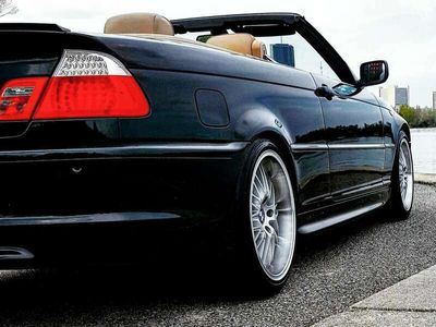 gebraucht BMW 330 Cabriolet 3er-Reihe Cabrio (E46)