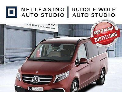 gebraucht Mercedes 300 V-Klasse Vd Lang Exclusive Edition Avantgarde+Coman... Kombi / Family Van