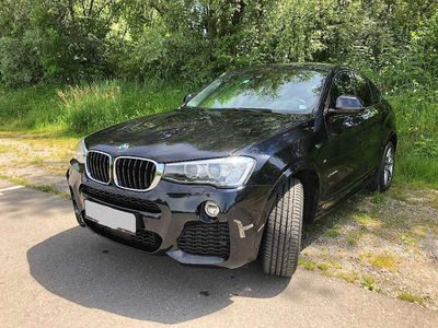 gebraucht BMW X4 M xDrive 20d Sport Aut.
