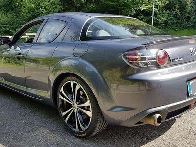 gebraucht Mazda RX8 Revolution Leder Sportwagen / Coupé