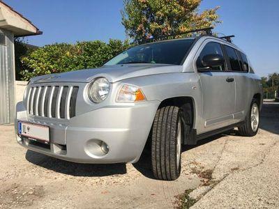 gebraucht Jeep Compass 2,0 CRD Limited