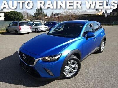 gebraucht Mazda CX-3 G120 Challenge NUR 27.200 KILOMETER!!!!