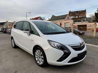 gebraucht Opel Zafira *2,0 CDTI Cosmo*1BESITZ*17ZOLL*AHK*FINANZIERUNG*