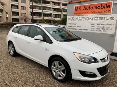 gebraucht Opel Astra ST 1,6 CDTI Ecoflex Sport Start/Stop * 1.BESITZ *
