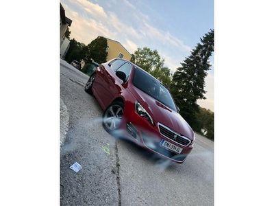 gebraucht Peugeot 308 1,6 BlueHDI 120 GT Line S