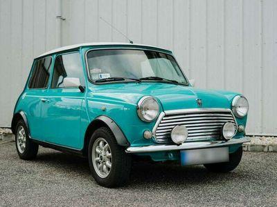 gebraucht Mini 1300 Rover 1.3Mpi Surf Blue