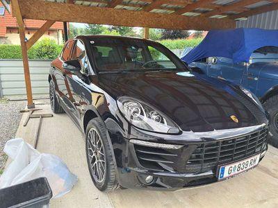 gebraucht Porsche Macan S Diesel - Sport Chrono Edition SUV / Geländewagen