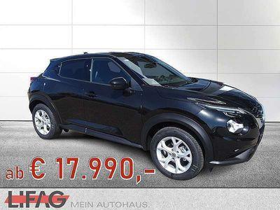 gebraucht Nissan Juke 117 N-Connecta *ab € 17.990,-*