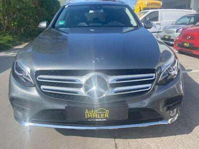 gebraucht Mercedes GLC220 d 4MATIC*AMG-PAKET*KAMERA*BURMESTER*