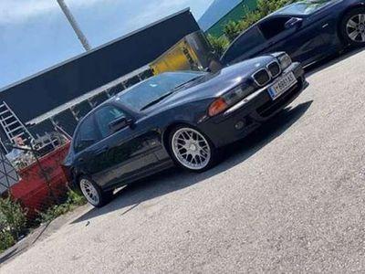 gebraucht BMW 525 525 e39 d Schalter M-ab Werk