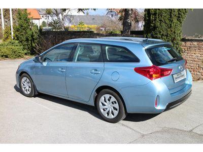 gebraucht Toyota Auris TS 1,33 dVVT-i Active