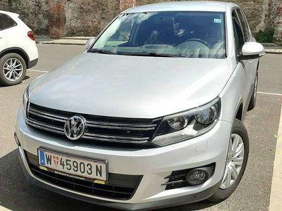 gebraucht VW Tiguan 2,0 TDI BMT 4Motion Trend