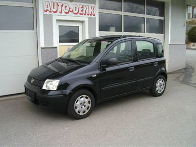 gebraucht Fiat Panda 1,2 Classic 1 Besitz !!