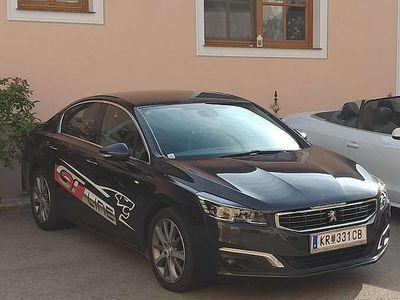 gebraucht Peugeot 508 GT Line Limousine