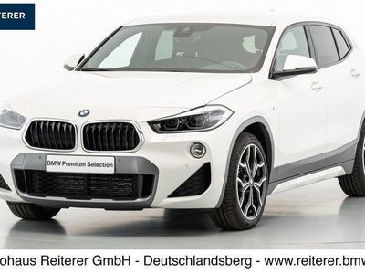 used BMW X2 xDrive18d