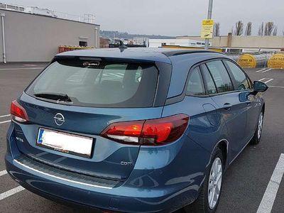 gebraucht Opel Astra 1.6 cdti Kombi / Family Van