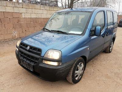 gebraucht Fiat Doblò 1,9 JTD Malibu