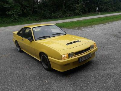 gebraucht Opel Manta 1.9 S Sportwagen / Coupé,