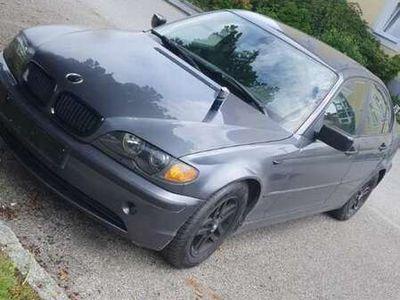 gebraucht BMW 318 116PS (E46)