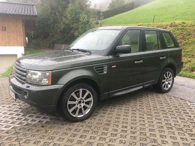 gebraucht Land Rover Range Rover Sport V6 TD HSE SUV / Geländewagen