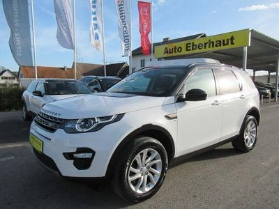 gebraucht Land Rover Discovery Sport 2,0 SD4 4WD SE Aut. *Navi *Xenon