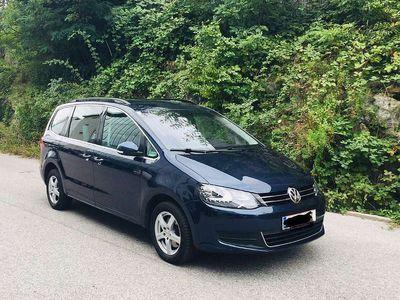 gebraucht VW Sharan BMT 2,0 TDI Comfortline Kombi / Family Van