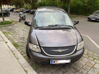 gebraucht Chrysler Voyager RG 2.5 TD Kombi / Family Van